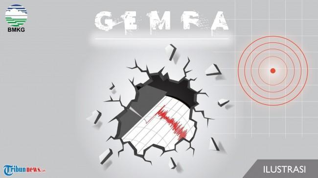 Beredar Hoax Gempa Bermagnitudo 9,0 pascagempa Banten, Ini Tanggapan BMKG