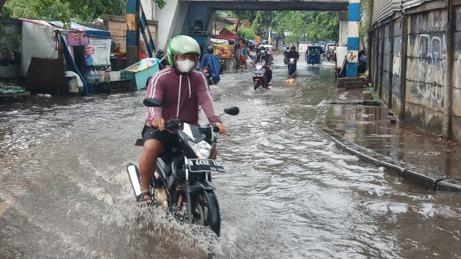 Dinas Bina Marga DKI Jakarta Sebar 67 Pompa Air di 15 Jalan Underpass Ibu Kota