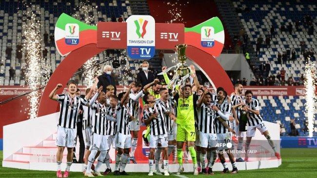 AC Milan dan Inter Milan Minggir Dulu, Waktunya Juventus Kembali Jadi yang Nomor Satu!