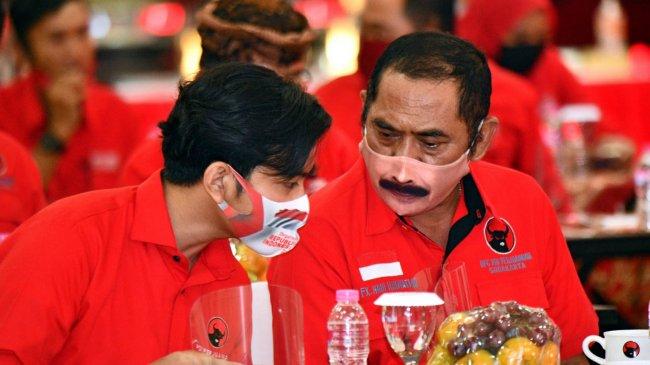 Kata Gibran soal Polemik Banteng vs Celeng, Sebut Pernyataan FX Rudy Menyejukkan: Kemarin Agak Panas