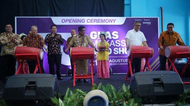 Diikuti 12 Merk Roda Empat, GIIAS Makassar Auto Show 2018 Dibuka Hari Ini