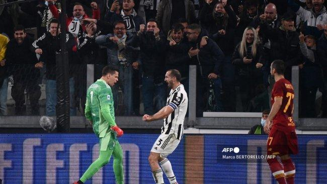 Fakta Juventus Libas AS Roma - Allianz Saksi Bisu Sejarah Baru Bianconeri Atas Serigala Ibu Kota