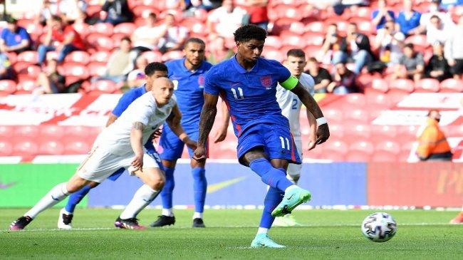 Hasil Inggris vs Rumania, Cetak Gol Kemenangan The Three Lions, Rashford Ukir Momen Istimewa