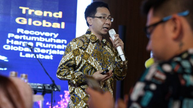 CEO Indonesia Property Watch : Sektor Properti Tidak Sepenuhnya Kehilangan Daya Beli
