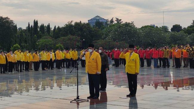 Anggota Partai Golkar Dilarang Berpergian Tinggalkan Jakarta Selama Oktober 2021
