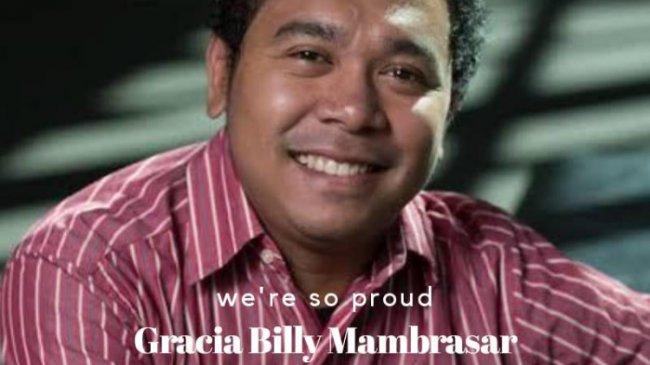 Stafsus Billy: Saya Ingin Lahirkan 100 Pengusaha Per Tahun
