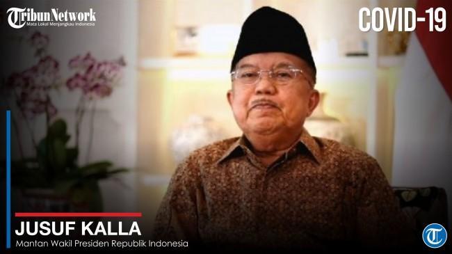 PPKM Darurat Jawa-Bali Berlaku 3 -20 Juli 2021, Jusuf Kalla Respons Penutupan Tempat Ibadah