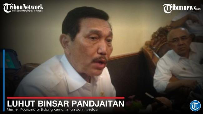 Luhut: Tidak Ada Lagi Kabupaten atau Kota di Jawa Bali yang Berstatus Level 4 PPKM