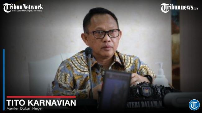 Mendagri Tegaskan Pilkada Serentak Tetap Digelar 2024, Bersamaan dengan Pemilu Nasional