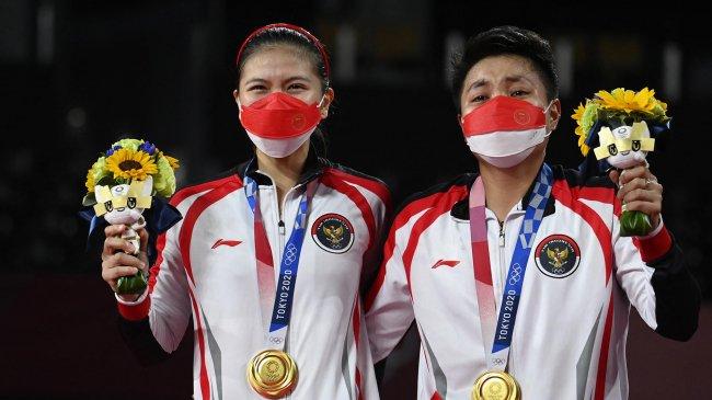 Hadiah untuk Peraih Medali Olimpiade Tokyo Terus Mengalir, Pegadaian Siapkan 3 Kg Tabungan Emas