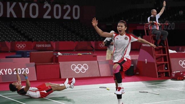 Update Perolehan Medali Olimpiade Tokyo 2021, Selasa 3 Agustus 2021, Indonesia Tembus 40 Besar