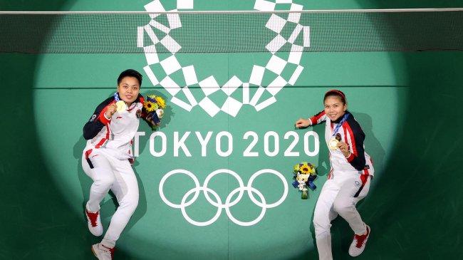 Greysia-Apriyani Raih Emas Olimpiade, Pimpinan Komisi X Dukung Negara Berikan Jamsos Hari Tua