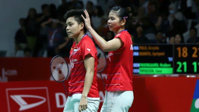 LIVE Streaming TV Online, Semifinal Thailand Open 2021, Link TVRI di Sini