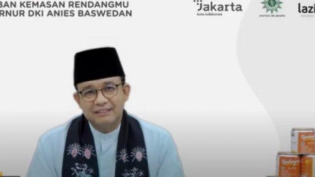 Anies Baswedan Minta Masyarakat Tak Lengah Meski Angka Kasus Covid-19 di Jakarta Kian Terkendali