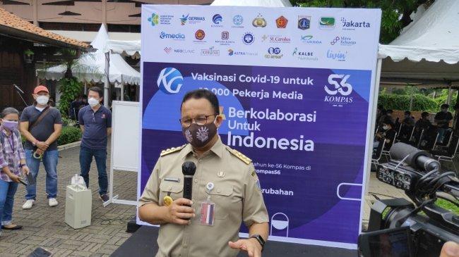 RS di DKI Nyari Kolaps karena Covid-19, Anies: Ini Nyata, Posisi Kita Sangat Berisiko
