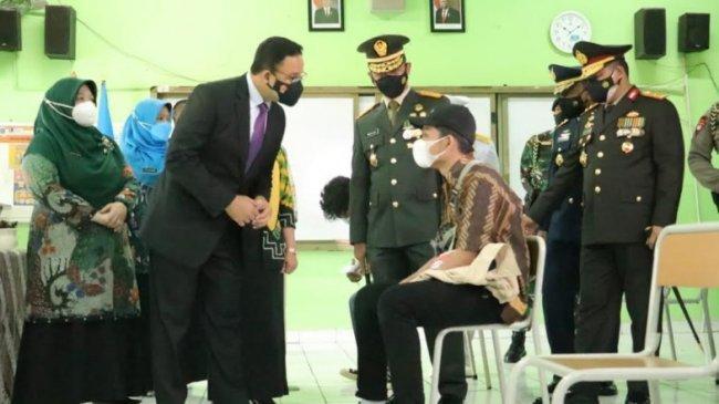 PPKM Darurat Sudah Diberlakukan, Anies Ingatkan Warga Jakarta untuk Tetap di Rumah
