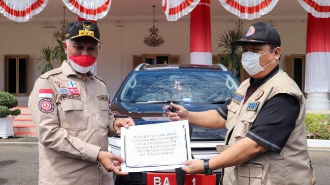 Polisi Diminta Pastikan Keaslian Tanda Tangan Gubernur Sumbar Melalui BAP