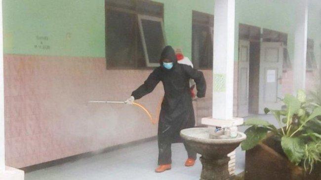 Guru Positif Covid-19, PTM di SDN Sananwetan 3 Kota Blitar Dihentikan