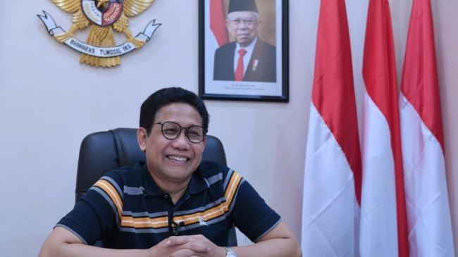 Gus Menteri Saat Ditanya Anak SD Berprestasi: Bagaimana Supaya Jadi Menteri yang Baik?