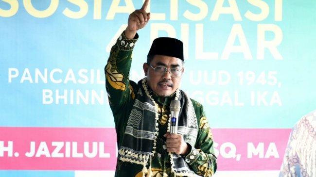 Baku Tembak KKB vs TNI di Papua, Gus Jazil: Tumpas Penyuplai Senjata