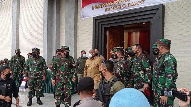 BREAKING NEWS : KKB Serang Pos TNI di Kabupaten Maybrat, 4 Prajurit Gugur dan 2 Dilaporkan Hilang