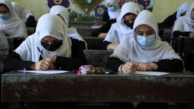 Pejabat Senior Taliban: Wanita Tidak Dimasukkan ke Pemerintahan Baru Afghanistan