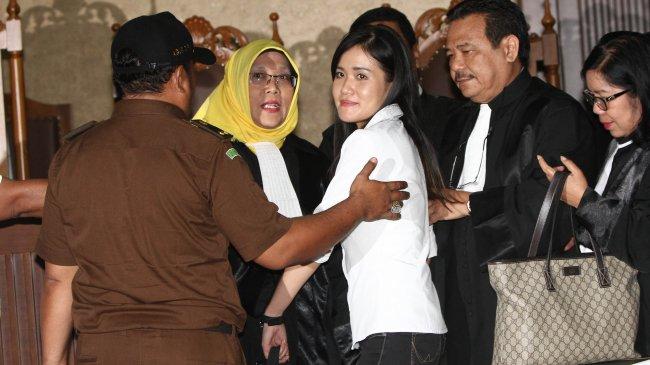 Ini Detik-detik saat Jessica Wongso Divonis 20 Tahun Penjara, Ekspresinya Tenang Sekali