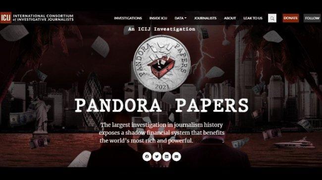 Mengenal Pandora Papers, Bocoran Dokumen Berisi Kekayaan Rahasia Pemimpin dan Figur Publik Dunia