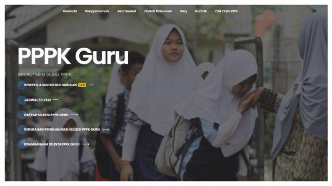 Akses gurupppk.kemdikbud.go.id, Pengumuman Hasil Seleksi PPPK Guru Ditunda, Ini Alasannya
