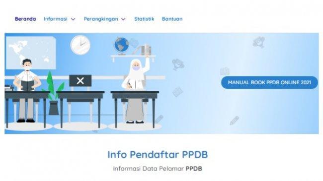 Pendaftaran PPDB Sumbar 2021 Jenjang SMA/SMK Tahap 2 Telah Dibuka, Akses ppdb.sumbarprov.go.id