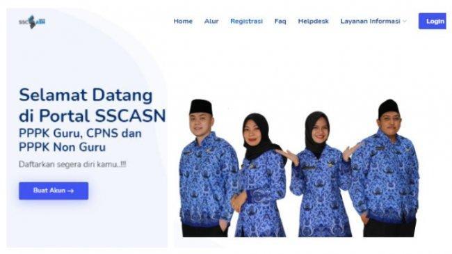CARA Cek Pengumuman Hasil Seleksi Administrasi CPNS dan PPPK 2021 di sscasn.bkn.go.id