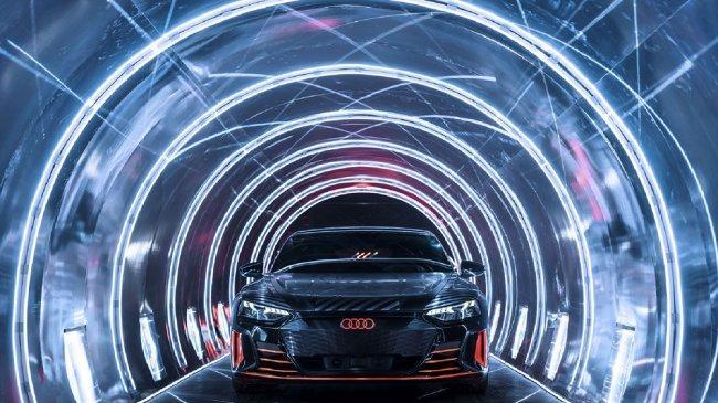 Perkuat Segmen Mobil Listrik, Hankook Jadi Ban Resmi EV Sport Car Audi