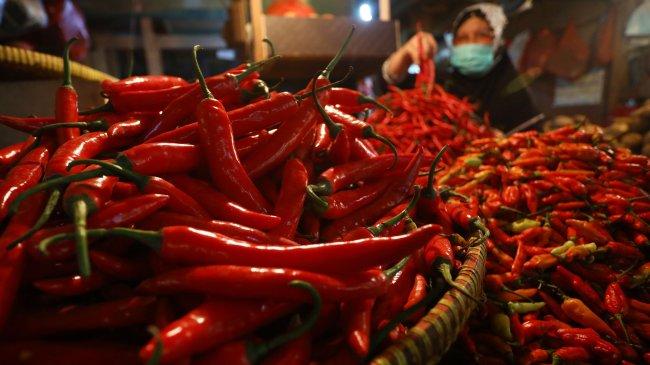Inflasi Oktober Diprediksi 0,08 Persen, Komoditas Cabai Merah Penyumbang Utama