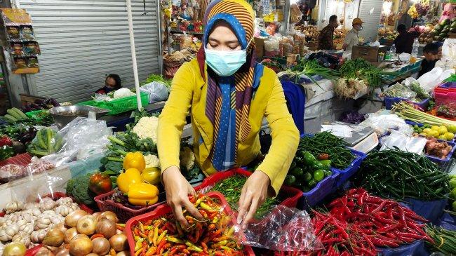 Oktober Diprediksi Akan Inflasi Tipis 0,05 Persen, Cabai Merah Jadi Penyumbang Utama