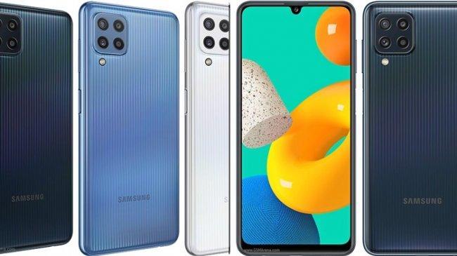 Harga dan Spesifikasi Samsung Galaxy M32, Dibekali Baterai 5000mAh