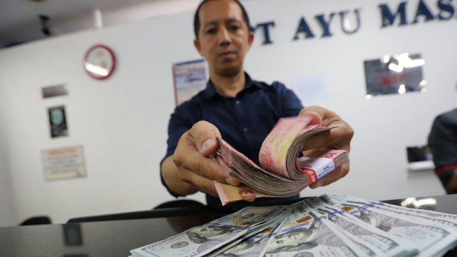 Rupiah Melemah ke Rp 14.505 per Dolar AS, Berikut Kurs di 5 Bank