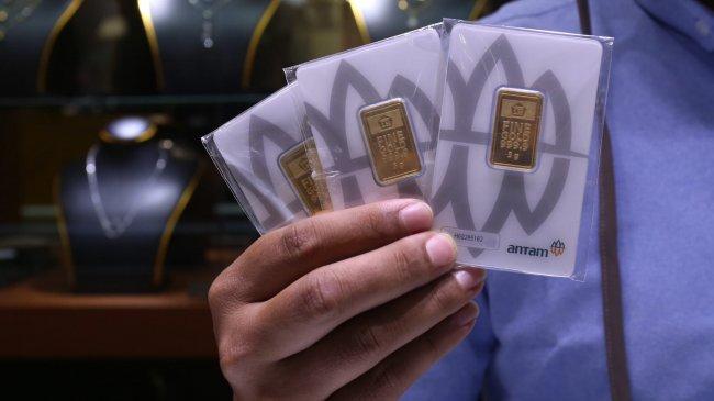 Harga Emas Antam Kamis, 2 September 2021: Turun Lagi Rp 2.000, per Gramnya Jadi Rp 939.000