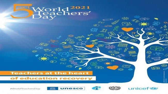 Sejarah Singkat dan Kumpulan Ucapan Hari Guru Sedunia 5 Oktober: Bisa Dijadikan Status WA
