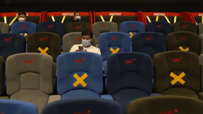 Aturan Lengkap Masuk Mal dan Bioskop di Daerah PPKM Jawa-Bali Level 3 dan 2