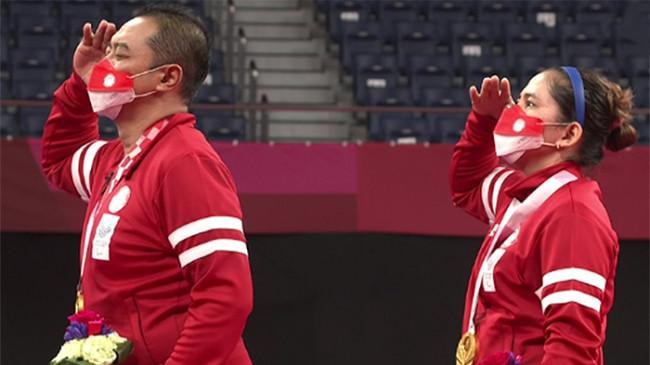 Profil dan Prestasi Hary Susanto, Peraih Medali Emas di Usia Tua Paralimpiade Tokyo 2020