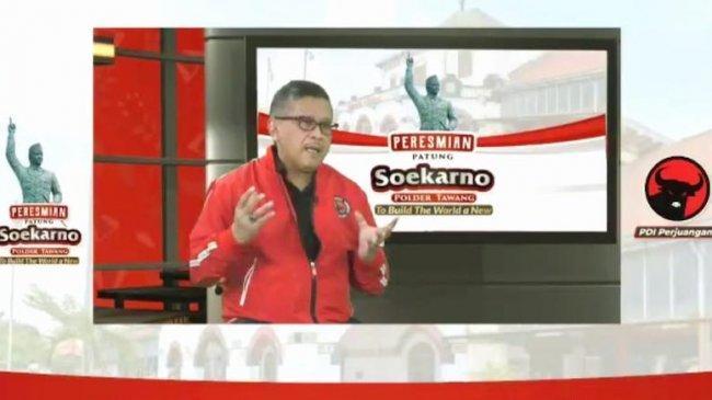 PDIP Apresiasi PT KAI Bangun Patung Soekarno, Megawati Soekarnoputri akan Hadir Secara Virtual
