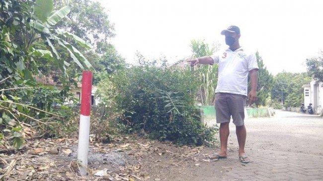 Kisah Warga Terdampak Pembangunan Tol di Sleman Wakafkan Sisa Tanah untuk Rumah Keranda