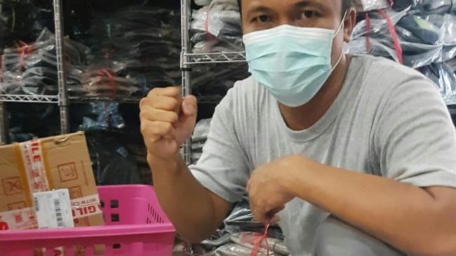 Dipecat Tak Lolos TWK, Penyidik Senior KPK Herbert Nababan Jual Baju Anak dan Rintis Ternak Kambing