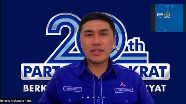 Jubir AHY Tuding Megawati Gulingkan Gus Dur, Kubu Demokrat Deli Serdang Minta SBY Bicara