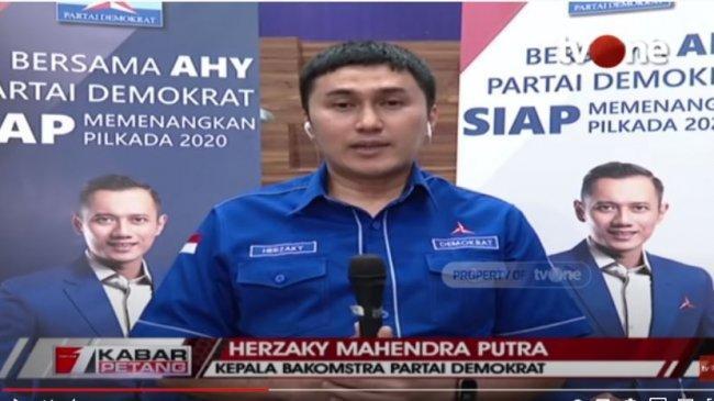 Demokrat Kubu AHY Tepis Tudingan Telah Intimidasi Eks Ketua DPC Ngawi untuk Cabut Judicial Review