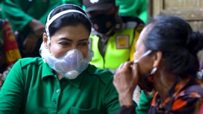 Profil Diah Erwiany atau Hetty, Istri KSAD Andika Perkasa: Pernah Viral karena Masker Respirator