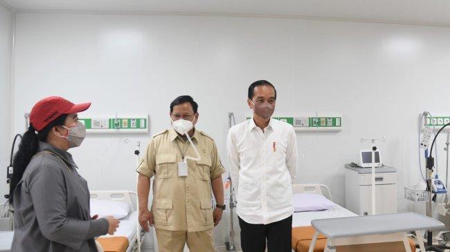 Jokowi: Ketersediaan Faskes Penting di Masa Pandemi