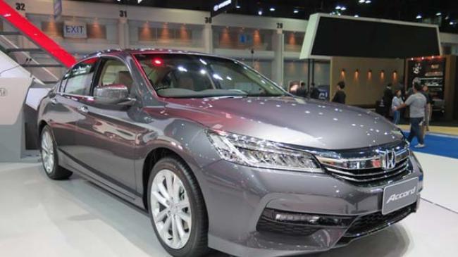 Daftar Harga Mobil Honda Accord Bekas Tahun Produksi 2006-2018, Harga Mulai dari Rp60 Jutaan