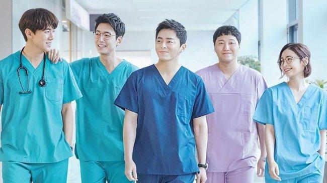 LINK Nonton Hospital Playlist Episode 6 dan Preview-nya: Gyeo-ul Senang Banyak Dokter Magang Baru