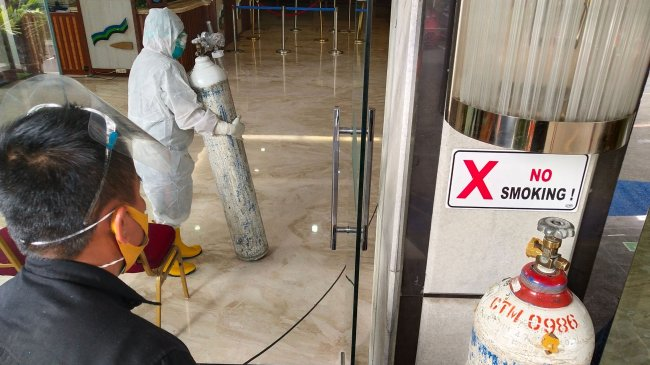 Pemerintah Dicap Gagal Atasi Pandemi, Ini 5 Penyebabnya Menurut Peneliti LP3ES